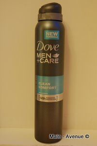 Deodorant Dove Men +Care