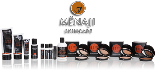 Menaji, Skincare for the confident man