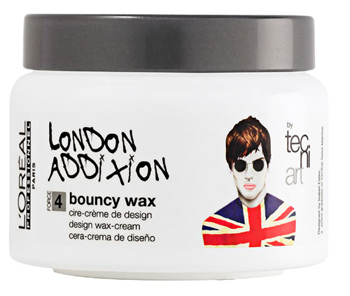 London Addixion Bouncy Wax