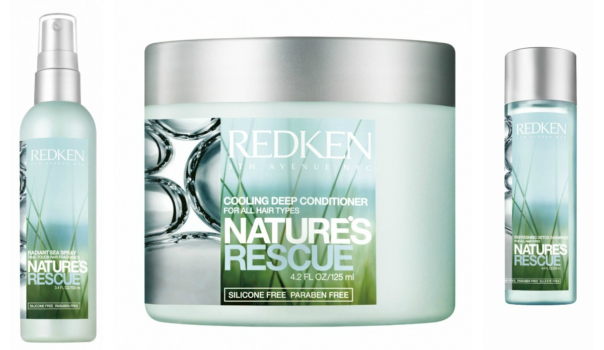 Redken Nature's Rescue