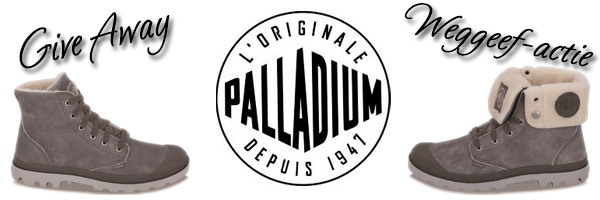 Palladium Give Away Actie