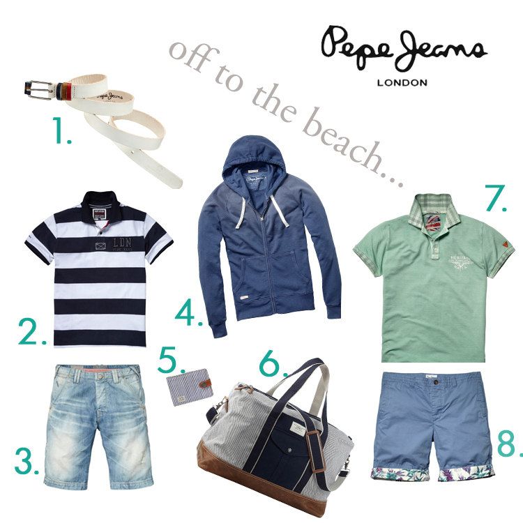Pepe Jeans Summer 2013