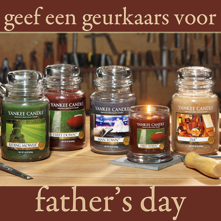 Yankee Candles Father's Day